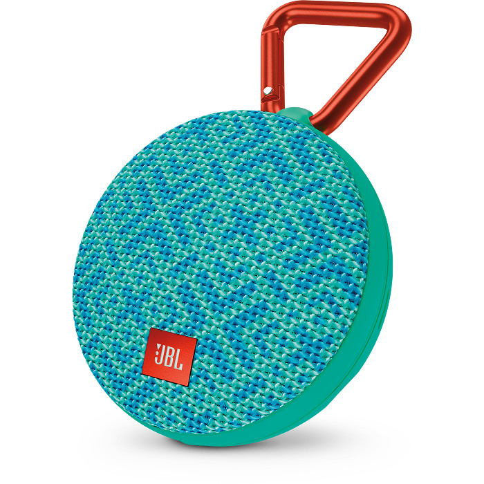 Портативная акустическая система JBL Clip 2 Special Edition MosaicКолонки и акустика<br>Ультрамощный портативный динамик JBL CLIP 2 с впечатляющими характеристиками.<br><br>Цвет товара: Бирюзовый<br>Материал: Пластик, металл, текстиль