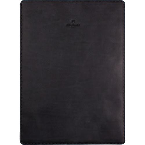 Кожаный чехол Stoneguard для MacBook Pro 13 Touch Bar (new 2016) чёрный (511)Чехлы для MacBook Pro 13 Touch Bar<br>Кожаный чехол Stoneguard Moscow для MacBook Pro 13 NEW 2016  model: 511 - Black<br><br>Цвет товара: Чёрный<br>Материал: Натуральная кожа, фетр