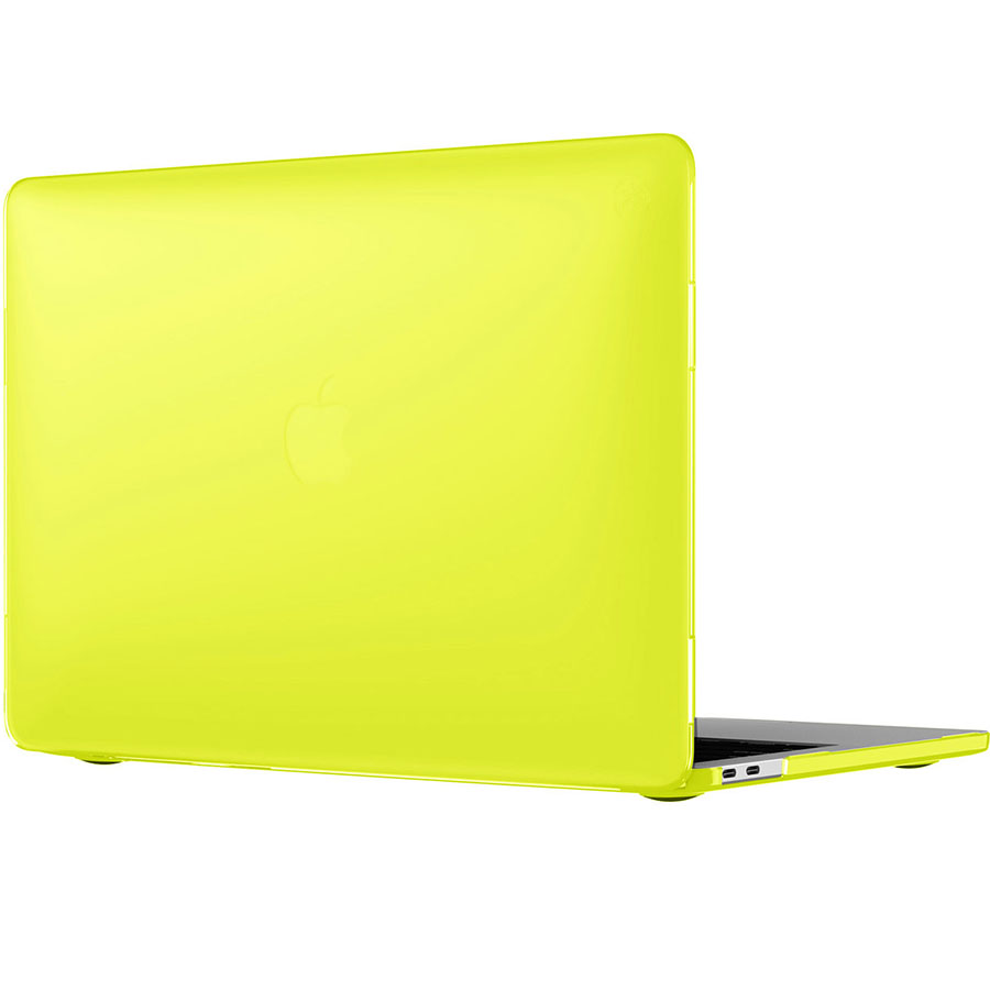 Чехол Speck SmartShell Case для MacBook Pro 13 Touch Bar (new 2016) ярко-жёлтыйЧехлы для MacBook Pro 13 Touch Bar<br>Speck SmartShell Case защитит ноутбук от царапин и более серьёзных повреждений.<br><br>Цвет товара: Жёлтый<br>Материал: Поликабонат