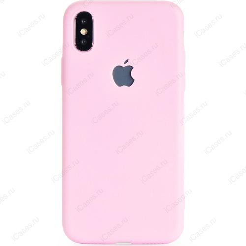 Чехол Gurdini Ultra Slim Silicone Case для iPhone X розовыйЧехлы для iPhone X<br>Тонкий и невероятно легкий, словно перо, силиконовый чехол Gurdini Ultra Slim Silicone Case повторяет плавные контуры вашего iPhone Х.<br><br>Цвет товара: Розовый<br>Материал: Силикон