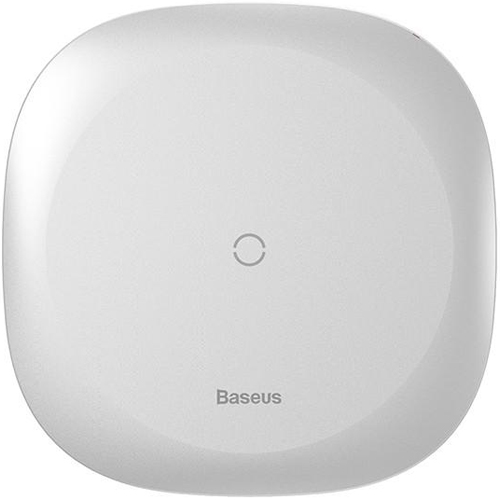Беспроводное зарядное устройство Baseus Wireless Charger (WXFY-02) белоеСетевые зарядки<br>Baseus Wireless Charger - мощная и очень удобная зарядная панель!<br><br>Цвет товара: Белый<br>Материал: Пластик