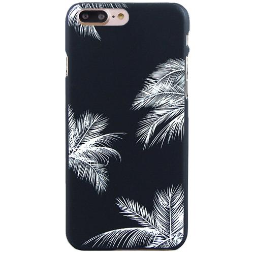 Чехол iPapai для iPhone 7 Plus «Mens Choice» (Пальмы)Чехлы для iPhone 7 Plus<br>Креативный силиконовый чехол iPapai с уникальным дизайнерским принтом для iPhone 7 Plus.<br><br>Цвет товара: Чёрный<br>Материал: Пластик