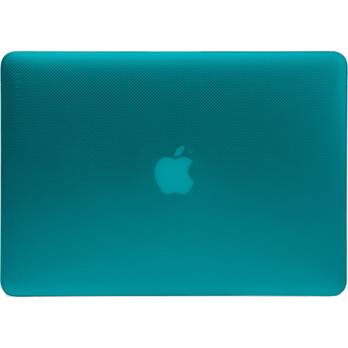 Чехол Incase Hardshell Case для MacBook Pro 13 бирюзовыйЧехлы для MacBook Pro 13 Old (до 2012г)<br>Чехол Incase Hardshell Case для MacBook Pro 13 бирюзовый<br><br>Цвет товара: Бирюзовый<br>Материал: Поликарбонат