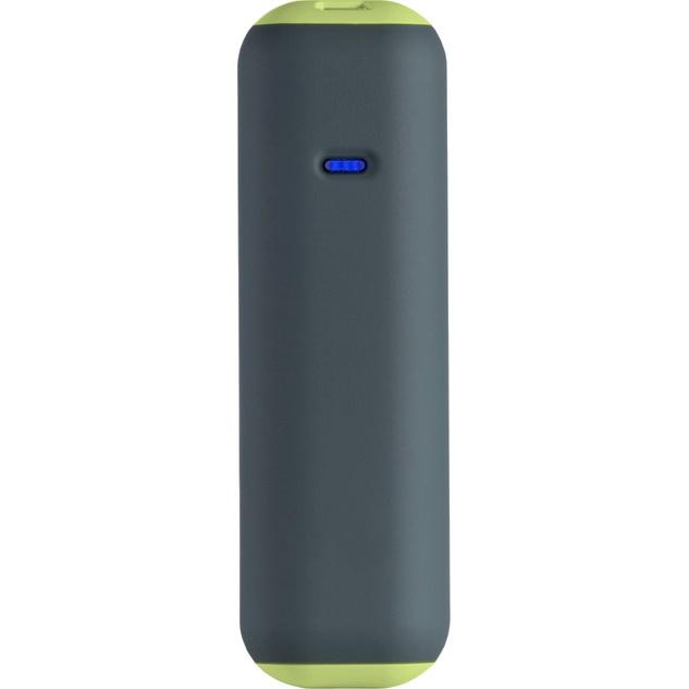 Внешний аккумулятор SmartBuy UTASHI A 2500 мАч серый/салатовый (SBPB-710)Дополнительные и внешние аккумуляторы<br>Внешний аккумулятор SmartBuy UTASHI A Series для быстрой зарядки гаджетов на ходу!<br><br>Цвет: Жёлтый<br>Материал: Пластик с покрытием soft-touch
