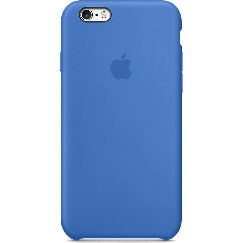 Силиконовый чехол Apple Case для iPhone 6/6s Plus (Айфон 6/6s Plus) кобальтЧехлы для iPhone 6s PLUS<br>Силиконовый чехол Apple Case для iPhone 6/6s Plus Синий (Royal Blue)<br><br>Цвет товара: Синий<br>Материал: Силикон