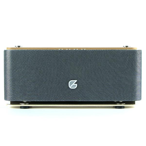 Портативная колонка GZ Electronics LoftSound GZ-44 золотаяКолонки и акустика<br>GZ Electronics LoftSound GZ-44 - это ультралёгкая портативная Bluetooth-колонка.<br><br>Цвет товара: Золотой<br>Материал: Металл, пластик