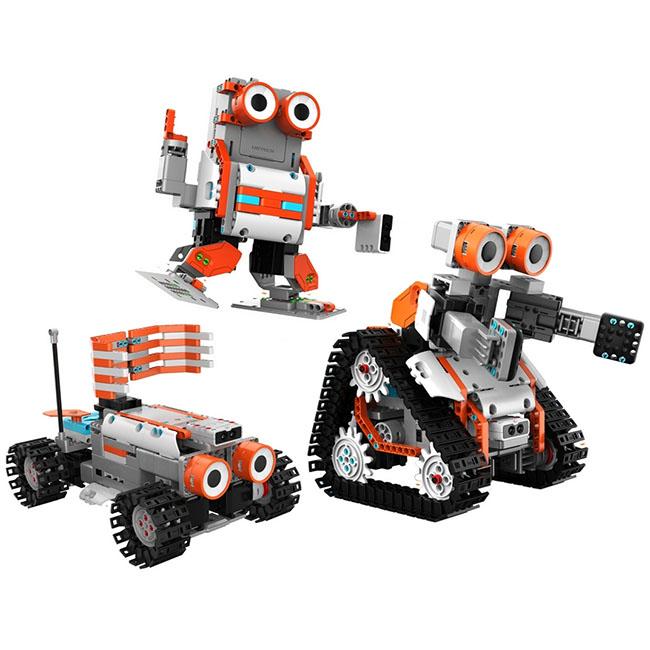 Робот-конструктор Ubtech Jimu AstroBot Kit3D пазлы и конструкторы<br>Ubtech Jimu AstroBot Kit - конструктор нового поколения!<br><br>Цвет товара: Разноцветный<br>Материал: Пластик