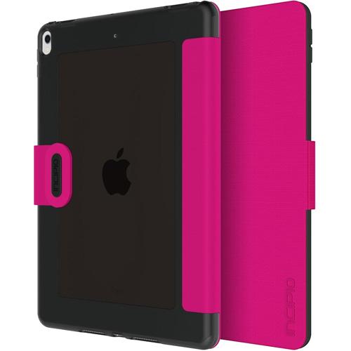 Чехол Incipio Clarion для iPad Pro 10.5 розовыйЧехлы для iPad Pro 10.5<br>Оригинальный чехол Incipio Clarion — надёжный и стильный аксессуар для вашего iPad Pro 10.5!<br><br>Цвет товара: Розовый<br>Материал: Полиуретан, пластик