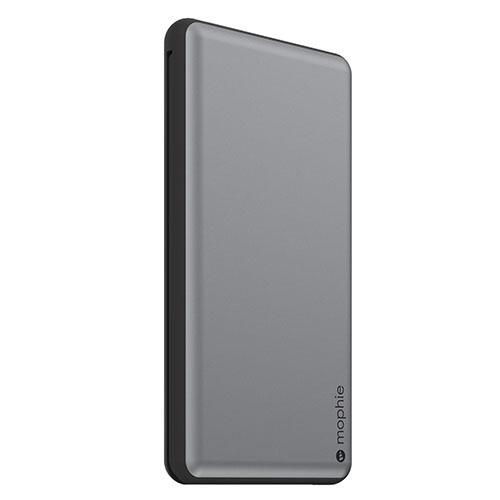 Купить со скидкой Внешний аккумулятор Mophie Powerstation Plus XL на 12000 мАч серый космос