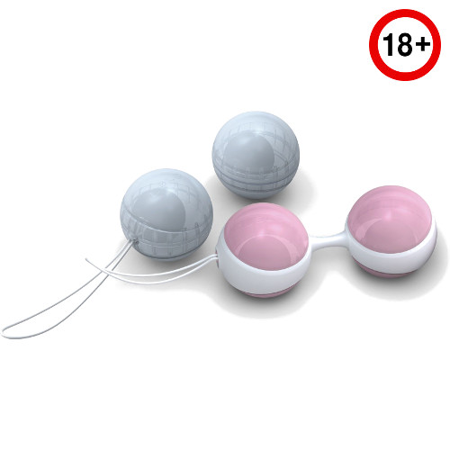 Шарики вагинальные LELO Luna Beads MiniТренажеры Кегеля<br>Шарики вагинальные LELO Luna Beads Mini (только 18+)<br><br>Цвет товара: Белый<br>Материал: Пластик, гиппоаллергенный силикон