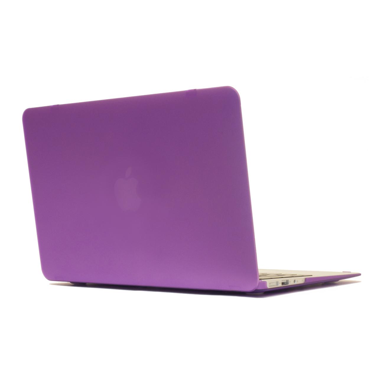Чехол Crystal Case для MacBook Pro Retina 13 ФиолетовыйMacBook<br>Crystal Case — ультратонкая, лёгкая, полупрозрачная защита для вашего лэптопа.<br><br>Цвет: Фиолетовый<br>Материал: Поликарбонат