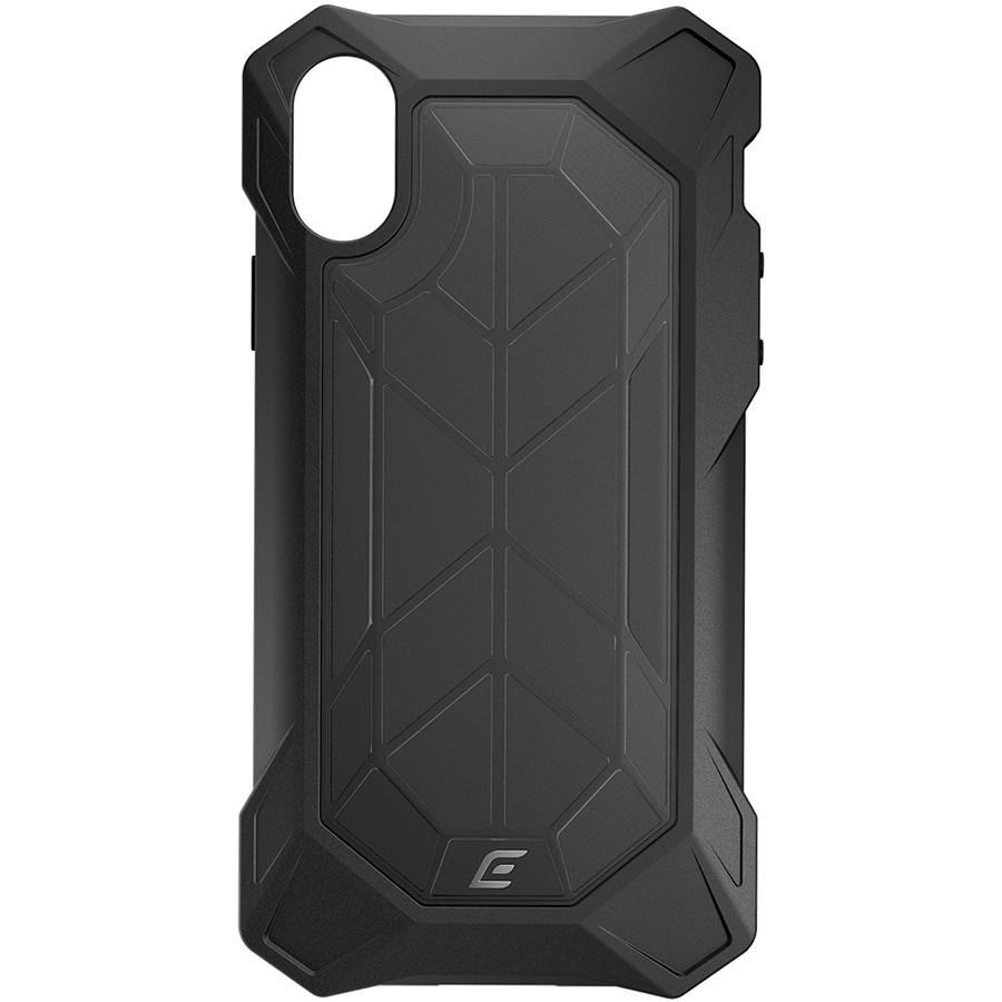 Чехол Element Case Rev для iPhone X чёрныйЧехлы для iPhone X<br>Element Case идут рука об руку со всеми новыми iPhone, создавая им самую лучшую защиту из всех возможных.<br><br>Цвет товара: Чёрный<br>Материал: Поликарбонат (PC), термопластичный полиуретан (TPU)