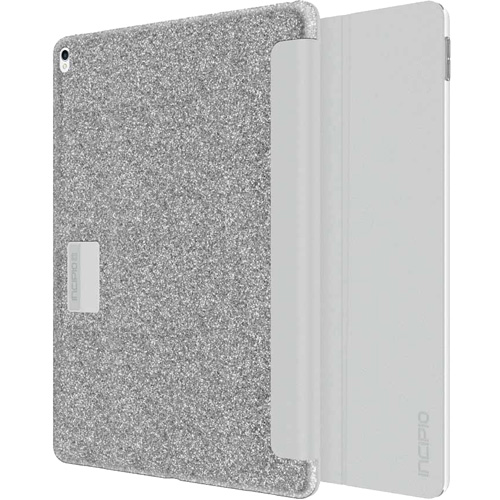 "Чехол Incipio Design Series Folio для iPad Pro 12.9"" (2017) Silver Sparkler"