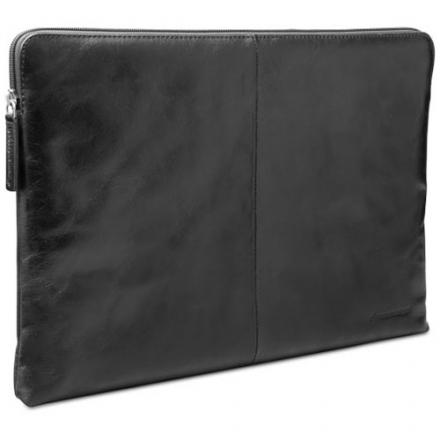 Чехол Dbramante1928 Skagen для Macbook 13 ЧерныйЧехлы для MacBook Pro 13 Retina<br>Чехол Dbramante1928 Skagen для Macbook 13 Черный<br><br>Цвет товара: Чёрный<br>Материал: Натуральная кожа, текстиль