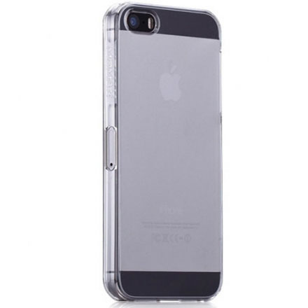 Чехол Momax Ultra Thin Clear Breeze для iPhone 5s/SE прозрачныйЧехлы для iPhone 5s/SE<br>Чехол Momax Ultra Thin Clear Breeze для iPhone 5s/5 Прозрачный<br><br>Цвет товара: Белый<br>Материал: Пластик