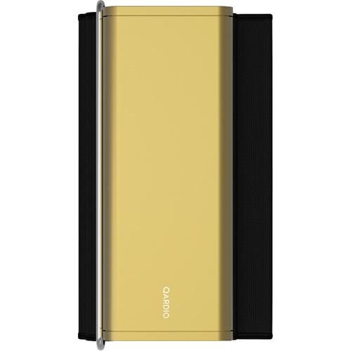 Тонометр Qardio QardioArm (A100-IBM) для iOS/Android золотойТонометры, термометры<br>Тонометр QardioArm измеряет систолическое и диастолическое артериальное давление и сердечный ритм.<br><br>Цвет товара: Золотой<br>Материал: Пластик, стекло, текстиль