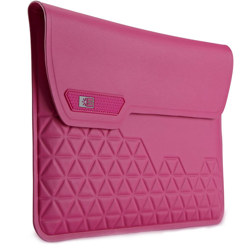 "Чехол Case Logic Tablet Attache SSMA-311 для MacBook Air 11"" розовый"