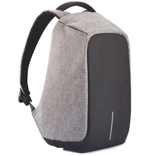 Рюкзак XD Design Bobby для ноутбука 15 серыйРюкзаки<br>Функциональный и стильный Bobby обеспечит надёжную защиту вашим вещам.<br><br>Цвет: Серый<br>Материал: Текстиль, полипропилен, полиэстер