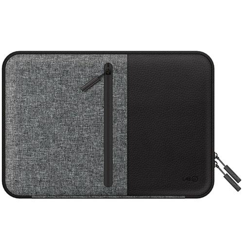 Чехол LAB.C Pocket Sleeve для MacBook Pro 15 / MacBook Pro 15 Retina / MacBook Pro 15 Touch Bar чёрныйЧехлы для MacBook Pro 15 Old (до 2012г)<br>LAB.C Pocket Sleeve - это стильный и удобный чехол для MacBook Pro 15 и других ноутбуков аналогичных размеров.<br><br>Цвет товара: Чёрный<br>Материал: Текстиль, эко-кожа