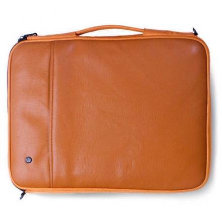 Чехол-сумка PKG STUFF Sleeve Faux Cow для MacBook Pro 13 КарамельСумки для ноутбуков<br>Чехол-сумка PKG STUFF Sleeve Faux Cow для MacBook Pro 13 Карамель<br><br>Цвет товара: Коричневый<br>Материал: Натуральная кожа, текстиль