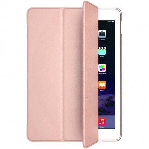 Чехол YablukCase для iPad Pro 12.9 (2017) розовое золотоЧехлы для iPad Pro 12.9<br>Чехол YablukCase — это стильное дополнение к вашему iPad Pro 12.9 (2017).<br><br>Цвет товара: Розовое золото<br>Материал: Эко-кожа, пластик
