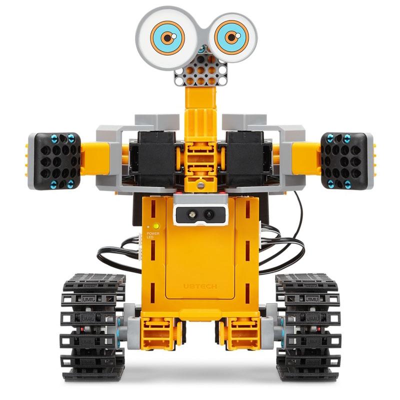 Робот-конструктор Ubtech Jimu TankBot Kit3D пазлы и конструкторы<br>Ubtech Jimu TankBot Kit - конструктор нового поколения!<br><br>Цвет товара: Жёлтый<br>Материал: Пластик