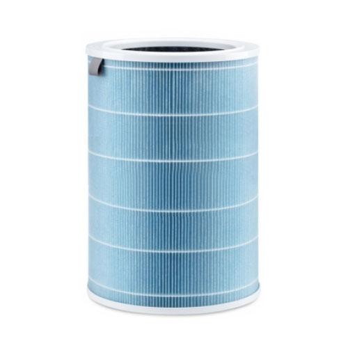 Воздушный фильтр для очистителя воздуха Xiaomi Mi Air Purifier (M2R-FLP)Климатическая техника для дома<br>Этот воздушный фильтр оснащён трёхслойной системой очистки воздуха.<br><br>Цвет товара: Голубой<br>Материал: Пластик, текстиль, активированный уголь