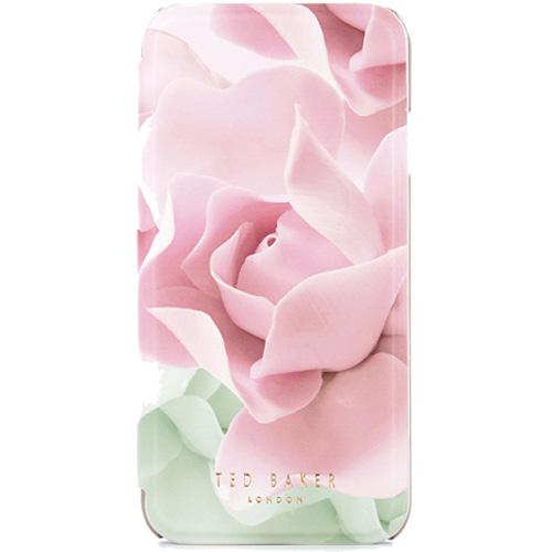 Чехол Ted Baker KNOWANE для iPhone 6/6s/7 (41786)Чехлы для iPhone 6/6s<br>Изысканный чехол-книжка Ted Baker KNOWANE — высококлассная защита для вашего iPhone 7.<br><br>Цвет товара: Розовый<br>Материал: Поликарбонат, полиуретан