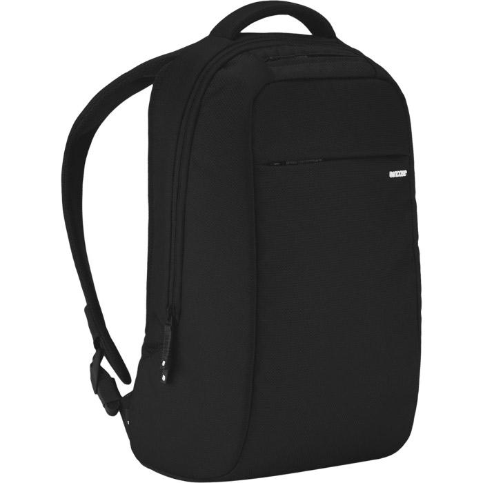 Рюкзак Incase Icon Lite Pack для MacBook 15 чёрныйРюкзаки<br>Прочный и компактный рюкзак Incase ICON Lite Pack для MacBook!<br><br>Цвет товара: Чёрный<br>Материал: Нейлон (840 ден), текстиль