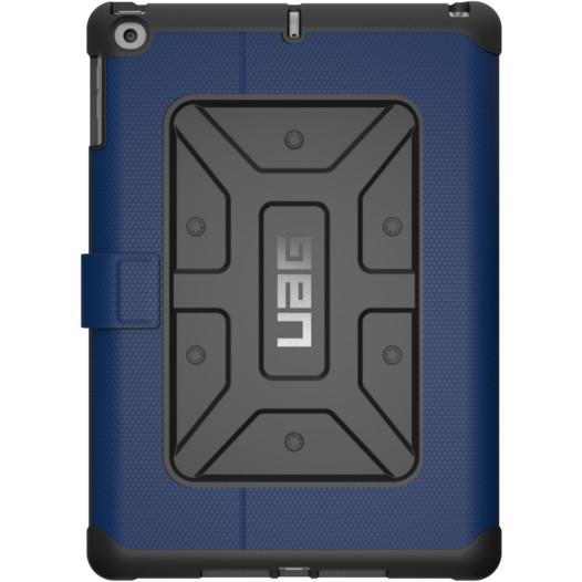 Чехол UAG Metropolis Case для iPad (2017) 9,7 синийЧехлы для iPad 9.7 (2017)<br>UAG Metropolis Case обладает отличной надежностью и долговечностью!<br><br>Цвет товара: Синий<br>Материал: Композитный пластик, силикон