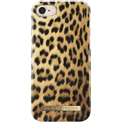 Чехол iDeal of Sweden Fashion Case для iPhone 8/7/6 (Wild Leopard)Чехлы для iPhone 6/6s<br>Надежный и яркий чехол iDeal of Sweden Fashion Case станет истинным украшением самого лучшего смартфона!<br><br>Цвет товара: Разноцветный<br>Материал: Пластик, замша