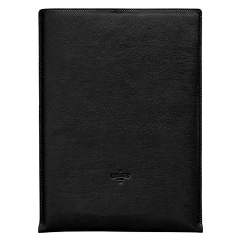 Чехол Handwers Hike для MacBook 12 чёрныйЧехлы для MacBook 12 Retina<br>Чехол Hand Wers для MacBook 12 x HIKE (Black)<br><br>Цвет товара: Чёрный<br>Материал: Натуральная кожа, войлок