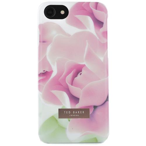 Чехол Ted Baker ANNOTEI для iPhone 6/6s/7 (41700)Чехлы для iPhone 6/6s<br>Прочные чехлы-накладки от знаменитого бренда Ted Baker отличаются изысканным и оригинальным дизайном.<br><br>Цвет товара: Розовый<br>Материал: Поликарбонат, полиуретан
