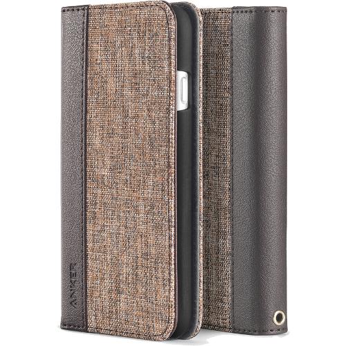 Чехол Anker ToughShell Elite для iPhone 7 (A7060081) коричневыйЧехлы для iPhone 7<br>С чехлом Anker Toughshell Elite ваш iPhone 7 под надёжной защитой превосходного чехла.<br><br>Цвет товара: Коричневый<br>Материал: Поликарбонат, ткань, кожа