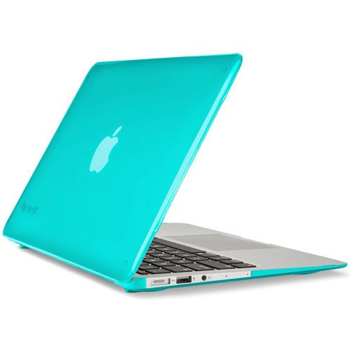 Чехол Speck SeeThru SATIN Case для MacBook Air 13 Finish GreenЧехлы для MacBook Air 13<br>Speck SeeThru MacBook Air 13 Glossy Finish Green<br><br>Цвет товара: Зелёный<br>Материал: Поликарбонат