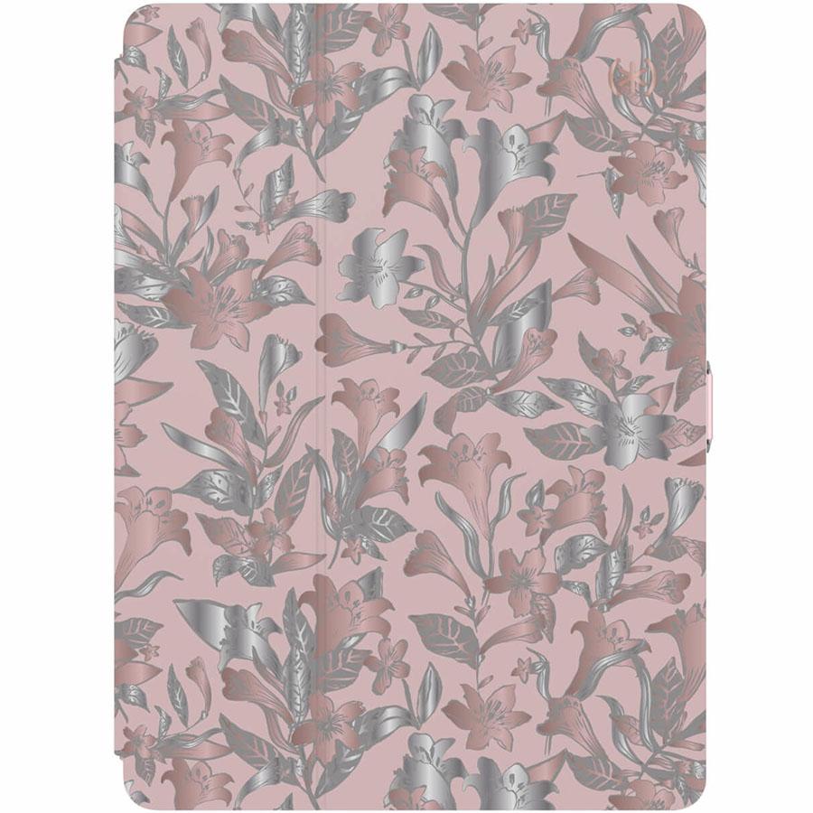 Чехол Speck Balance Folio Print для iPad Pro 10.5 розовый (LILLYMODERN)iPad Pro 10.5 (2017)<br>Speck Balance Folio Print — отличный аксессуар для вашего iPad Pro 10.5!<br><br>Цвет товара: Розовый<br>Материал: Полиуретановая кожа, пластик