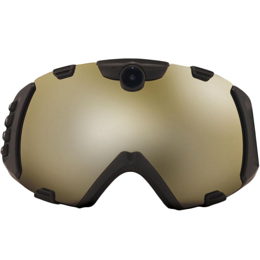 Интеллектуальные горнолыжные очки с видоискателем Zeal Optics iON HD Camera Goggle золотыеОчки виртуальной реальности<br>Zeal Optics iON HD Camera Goggle — это интеллектуальные очки для горнолыжников, сноубордистов и других любителей экстремального зимнего спорта.<br><br>Цвет товара: Золотой<br>Материал: Пластик