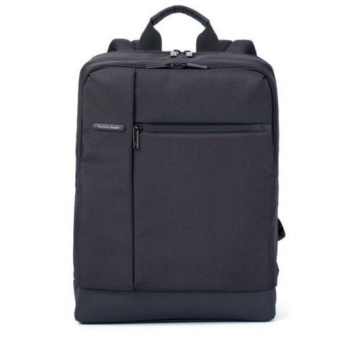 Рюкзак Xiaomi Classic Business Backpack для MacBook 15Рюкзаки<br>Рюкзак Xiaomi classic business backpack Черный<br><br>Цвет товара: Чёрный<br>Материал: Текстиль, неопрен