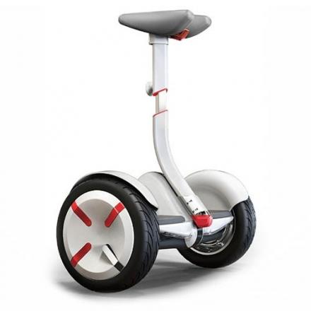 Гироскутер Ninebot Mini Pro БелыйГироскутеры<br>Ninebot Mini Pro — это ультрасовременный индивидуальный вид транспорта!<br><br>Цвет товара: Белый<br>Материал: Металл, пластик