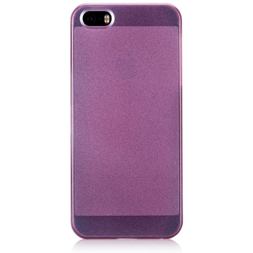 Чехол Momax Ultra Thin Pearl для iPhone 5/5S/SE розовыйЧехлы для iPhone 5s/SE<br>Чехол Momax Ultra Thin Pearl для iPhone 5s/5 Розовый<br><br>Цвет товара: Розовый<br>Материал: Пластик