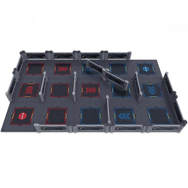 Игровое поле Galaxy ZEGA Standard BattlefieldМашинки<br>Устраивайте гонки на выживание, разрабатывайте свою боевую стратегию и просто веселитесь!<br><br>Цвет товара: Серый<br>Материал: Пластик