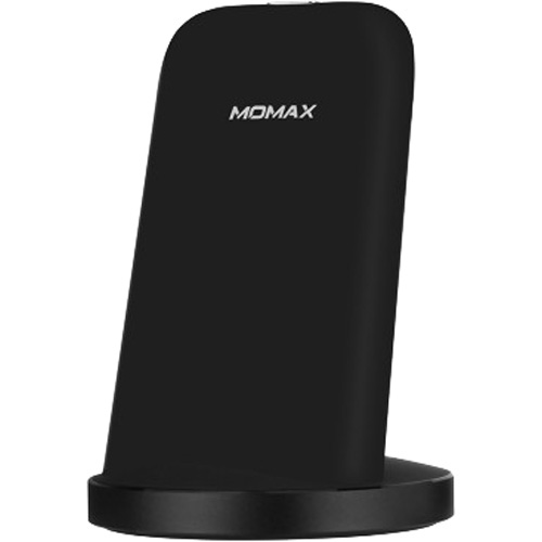 Беспроводное зарядное устройство Momax Q.DOCK2 Fast Wireless Charger (UD5ВD) чёрноеСетевые и беспроводные зарядки<br>Удобная и мощная зарядка Momax Q.DOCK2 позволит вам организовать свое рабочее пространство, освободив его от лишних проводов.<br><br>Цвет товара: Чёрный<br>Материал: Пластик, резина