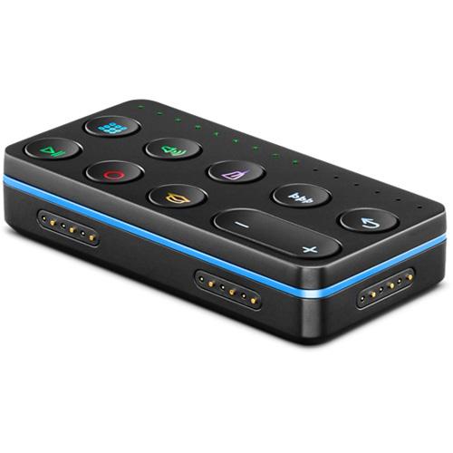 Дополнительный модуль ROLI Loop Block для работы с MIDI-контроллером ROLI Lightpad BlockОборудование для звукозаписи<br>Дополнительный модуль ROLI Loop Block для работы с ROLI Lightpad и ROLI Seaboard, который предназначен для создания музыки, записи и редактирования аудио мате...<br><br>Цвет: Чёрный<br>Материал: Пластик, алюминий