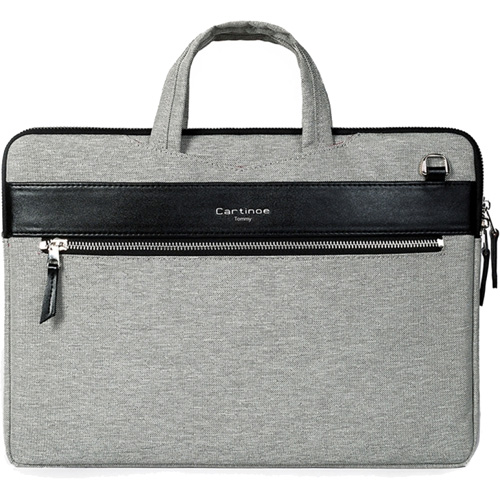 "Сумка Cartinoe Tommy Series для MacBook 15"" серая от iCases"