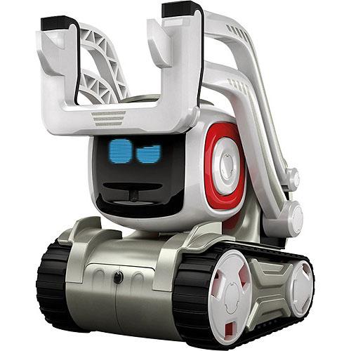 Робот Anki Cozmo искусственный интеллектРоботы<br>Робот Anki Cozmo вызывает положительные эмоции и чем-то напоминает домашнего питомца.<br><br>Цвет товара: Белый<br>Материал: Пластик, металл