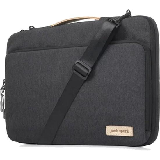 Сумка Jack Spark Tissue Bag для MacBook 15 чёрнаяСумки для ноутбуков<br>В этой, с виду небольшой, сумке уместится действительно большое количество разнообразных вещей!<br><br>Цвет товара: Чёрный<br>Материал: Полиэстер