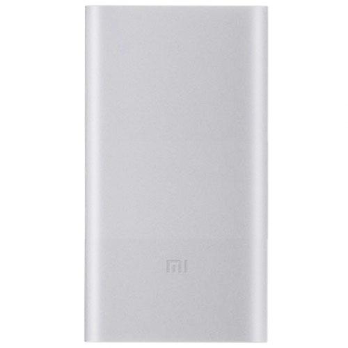 Дополнительный (внешний) аккумулятор Xiaomi Mi Power Bank 2 10000 мАч серебристыйДополнительные и внешние аккумуляторы<br>Xiaomi Mi Power Bank 2 сможет стать Вашим постоянным спутником.<br><br>Цвет товара: Серебристый<br>Материал: Алюминий