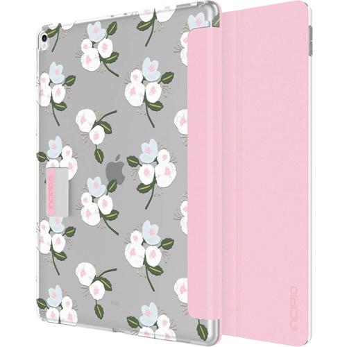 Чехол Incipio Design Series Folio для iPad Pro 12.9 (2017) Cool BlossomЧехлы для iPad Pro 12.9<br>Чехол Incipio Design Series Folio обеспечивает планшету непревзойдённую степень защиты и без труда убережёт его от негативных внешних воздействий.<br><br>Цвет товара: Розовый<br>Материал: Полиуретан, поликарбонат