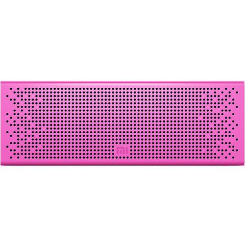 Акустическая система Xiaomi Mi Bluetooth Speaker розоваяКолонки и акустика<br>Xiaomi Bluetooth Speaker Портативная колонка (Pink)<br><br>Цвет: Розовый<br>Материал: Пластик, металл