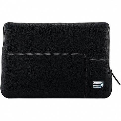 Чехол Urbano Explorer Leather Sleeve для Macbook Pro 13 Touch Bar чёрныйЧехлы для MacBook Pro 13 Touch Bar<br>Urbano Explorer Leather Sleeve — стильный и удобный чехол для MacBook, выполненный из высококачественной кожи.<br><br>Цвет товара: Чёрный<br>Материал: Кожа, бархат